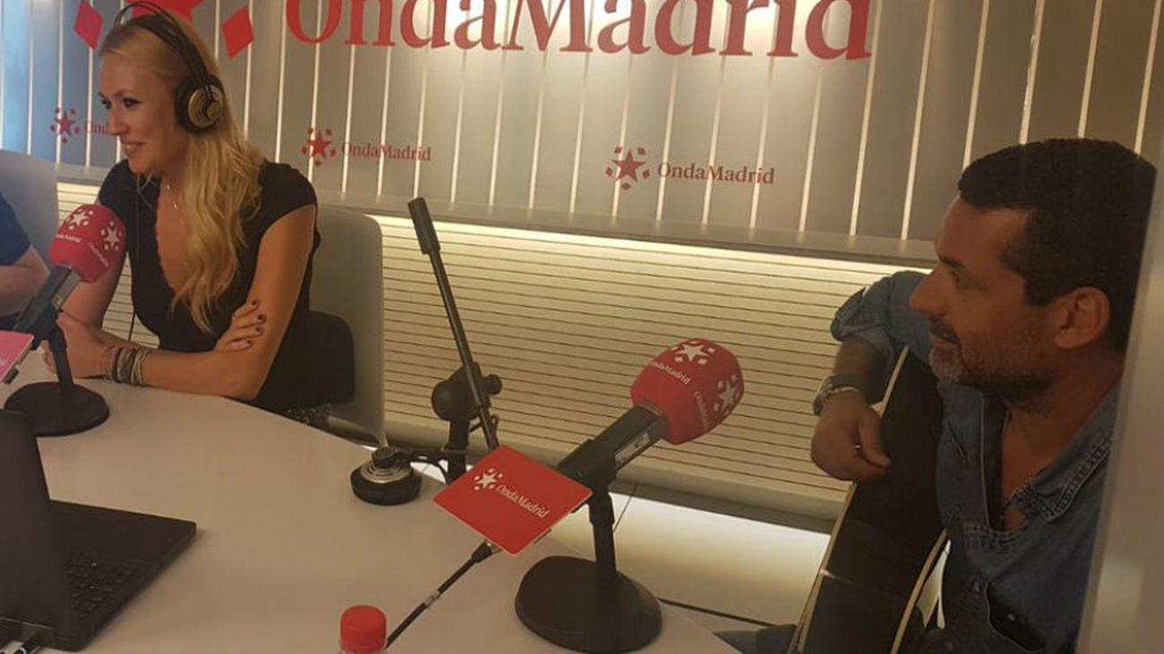 En directo 'La voz que canta', de Anglada Cerezuela