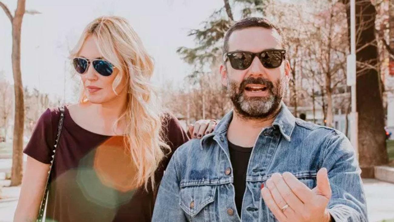 Jaime Anglada y Carolina Cerezuela presentan su segundo sencillo