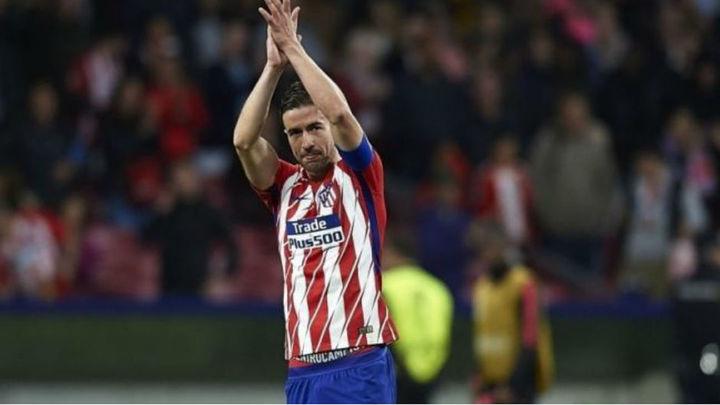 Gabi deja el Atlético para irse a Catar