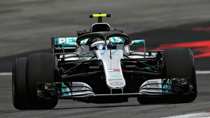 GP Austria: Bottas 'pole', con Sainz 9º y Alonso 14º