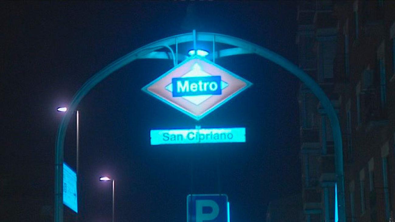 Metro cierra la línea 9b entre las estaciones de Arganda y Rivas por obras de mantenimiento