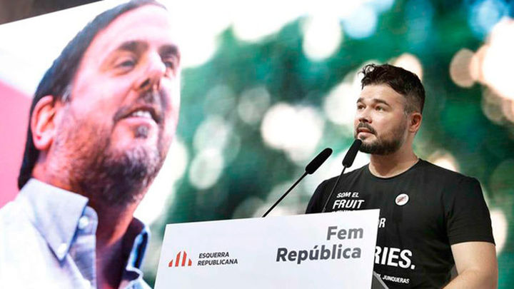 Junqueras pide a la militancia enterrar para siempre discursos excluyentes