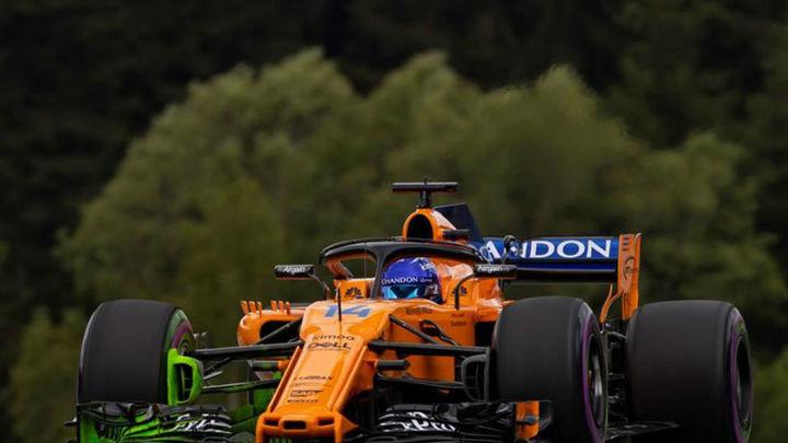 GP Austria; Remontada de Alonso, 8º; Sainz 12º y vence Verstappen