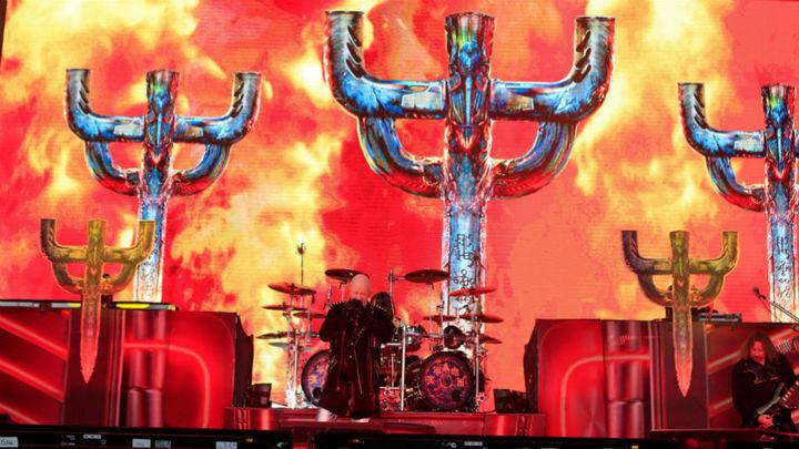 Judas Priest y Ozzy Osbourne cierran un gran Download entre dioses y demonios