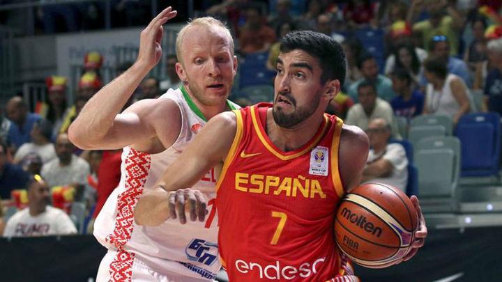 80-60. España se acerca al Mundial tras derrotar a Bielorrusia