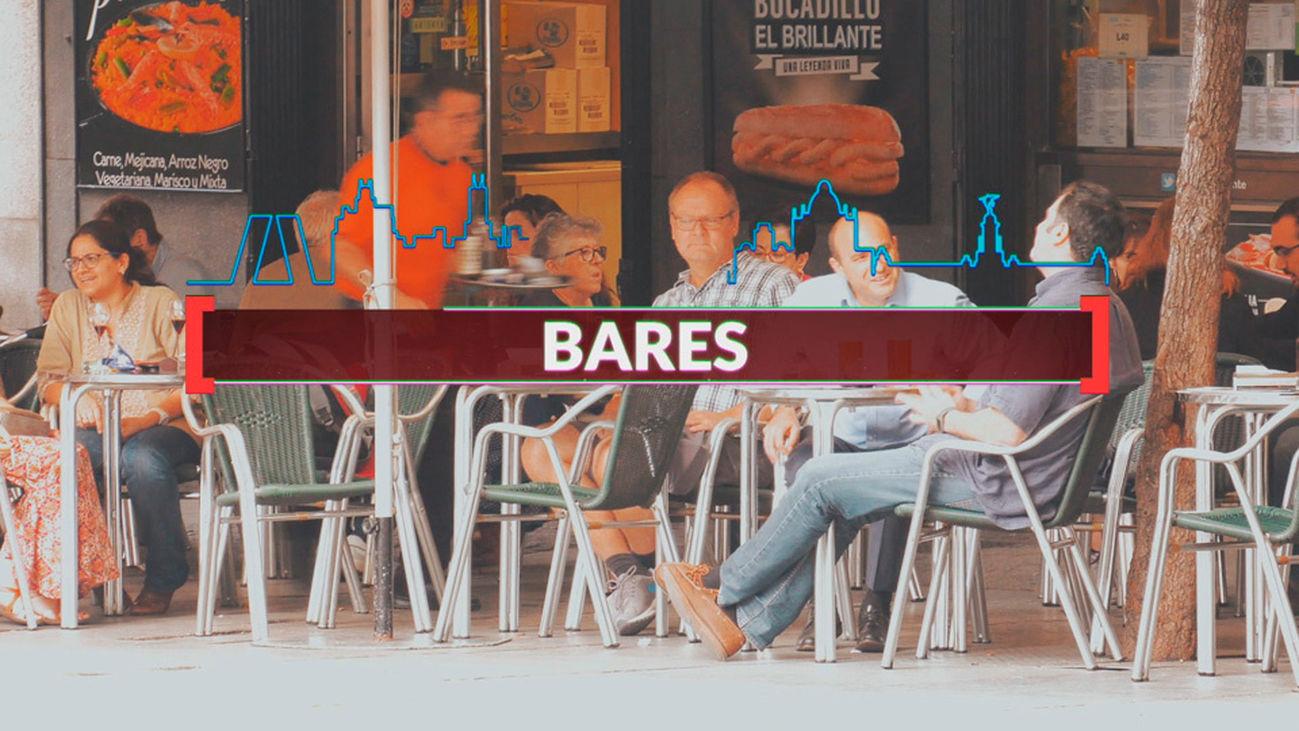 Madrid es Cifra: Bares y Restaurantes