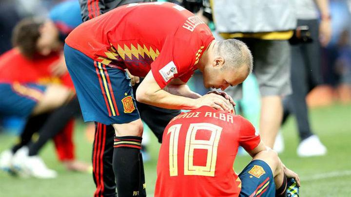 Suspenso general, el Mundial de España uno a uno