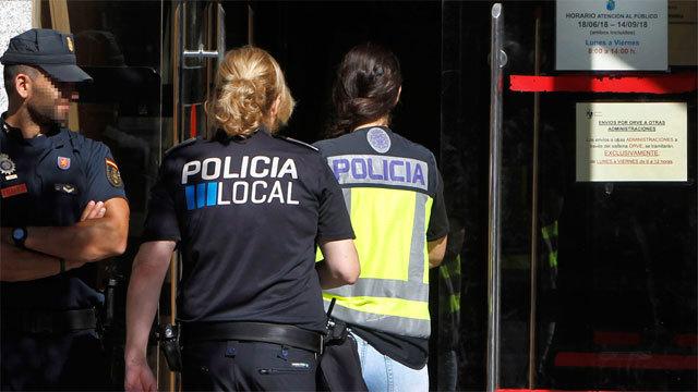 Operación Enredadera en diversos Ayuntamientos