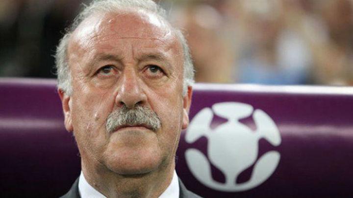 """Del Bosque: """"Cualquier técnico español está preparado para ser seleccionador"""""""