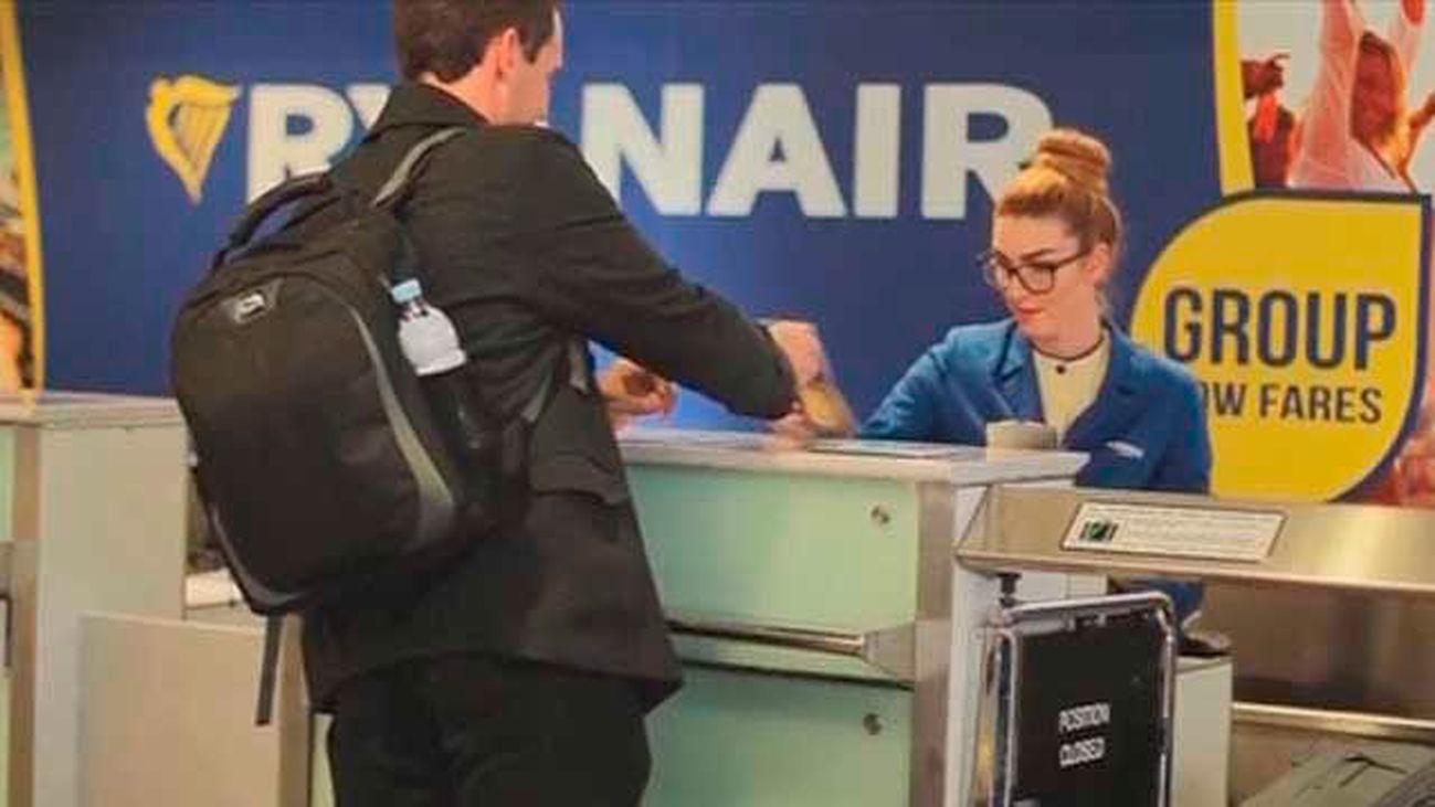 Empleados de Ryanair harán huelga en España, Portugal, Italia y Bélgica en julio