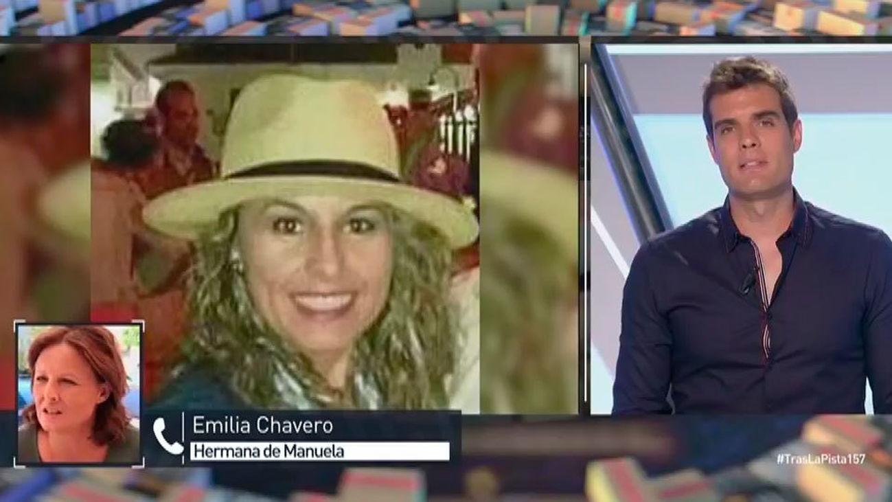 Manuela Chavero, una extraña desaparición