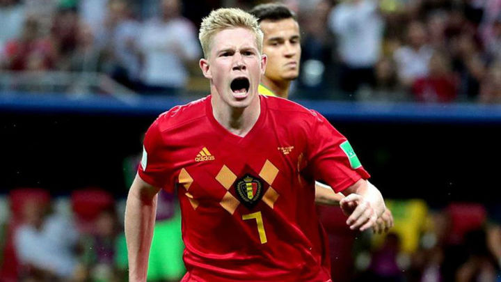 1-2. Bélgica deja a Brasil sin semifinales