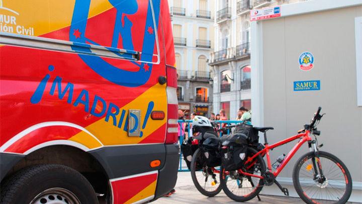El Samur atiende a 107 personas en los actos del Orgullo de Madrid