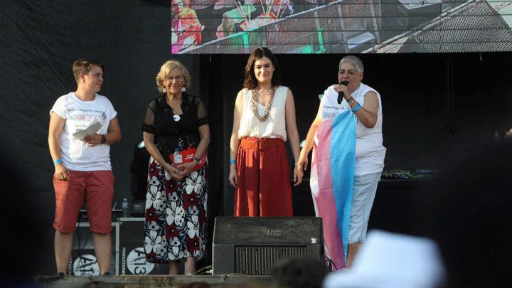 Reinvidican la protección de menores trans y un Pacto de Estado frente al VIH