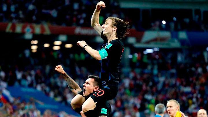 2-2 (3-4). Los penaltis ponen a Croacia en semifinales