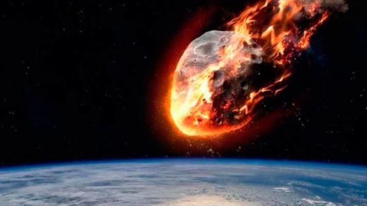 Recogido un trozo del asteroide que explotó sobre Africa el 2 de junio