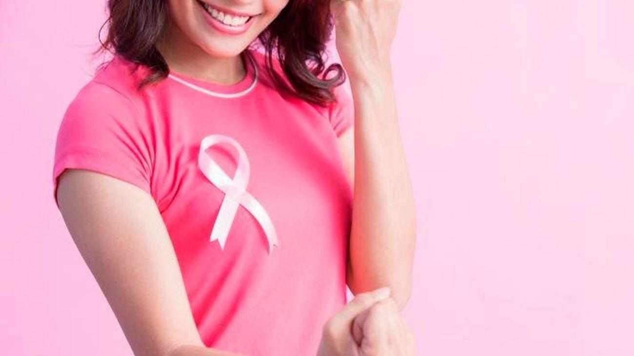 Hasta el 13,8 por ciento de los casos de cáncer de mama podrían evitarse si las mujeres inactivas dejaran de serlo