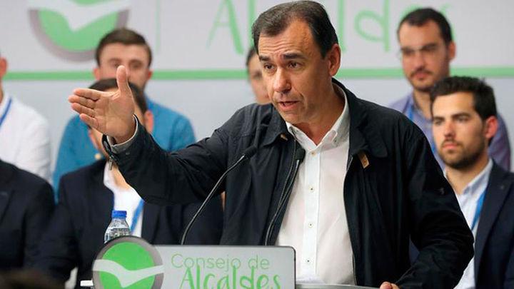"""Maillo no ve """"necesario"""" un debate entre Santamaría  y Casado"""