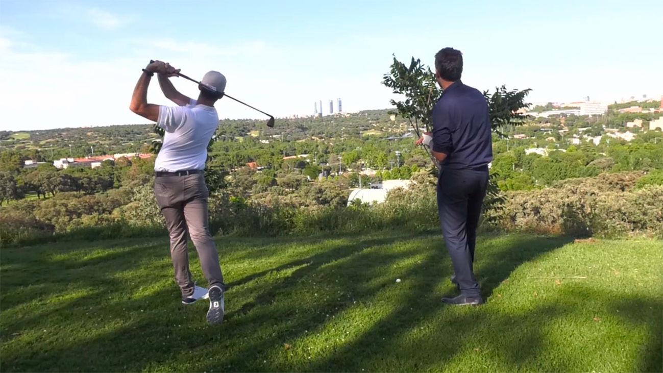 Club de campo, epicentro del golf en Madrid