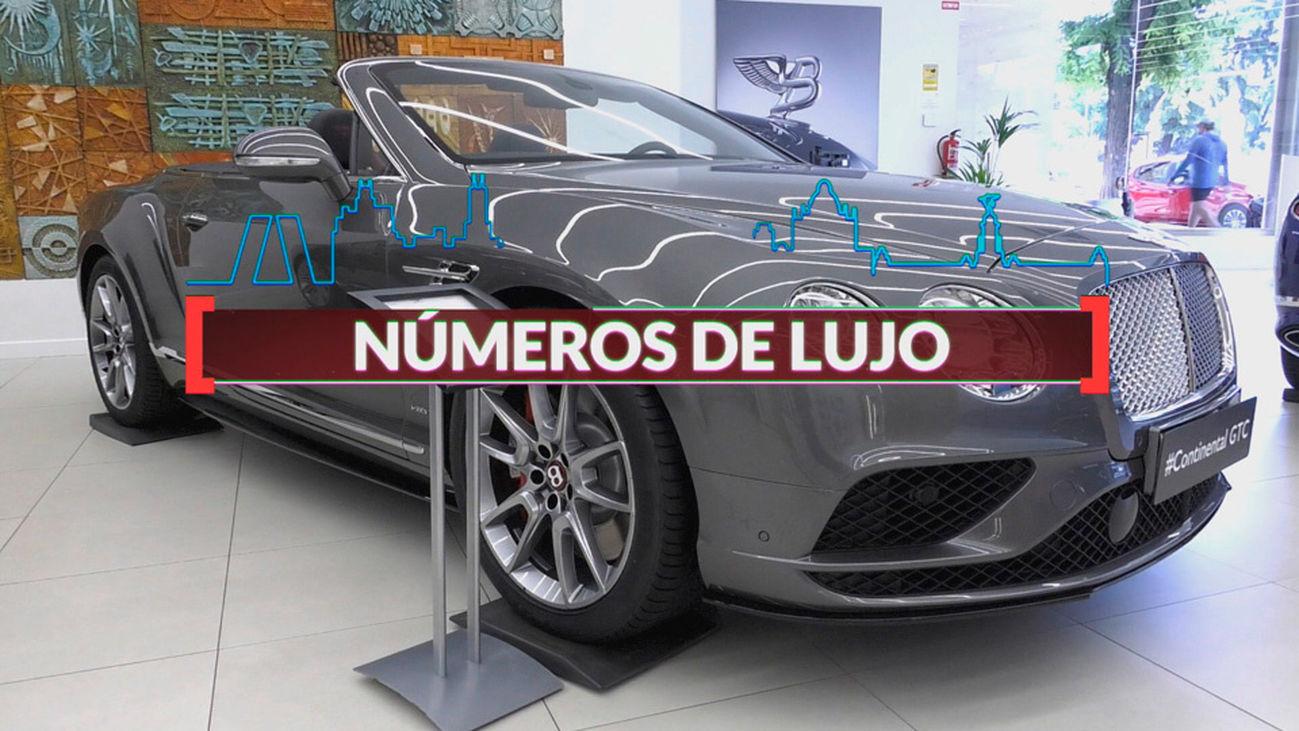 Madrid es Cifra: Números de lujo en Madrid