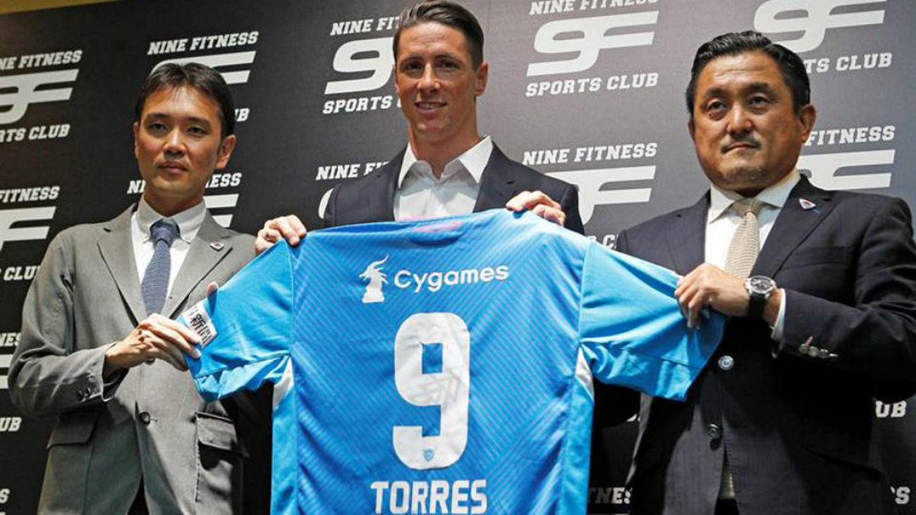 Fernando Torres jugará en el Sagan Tosu japonés