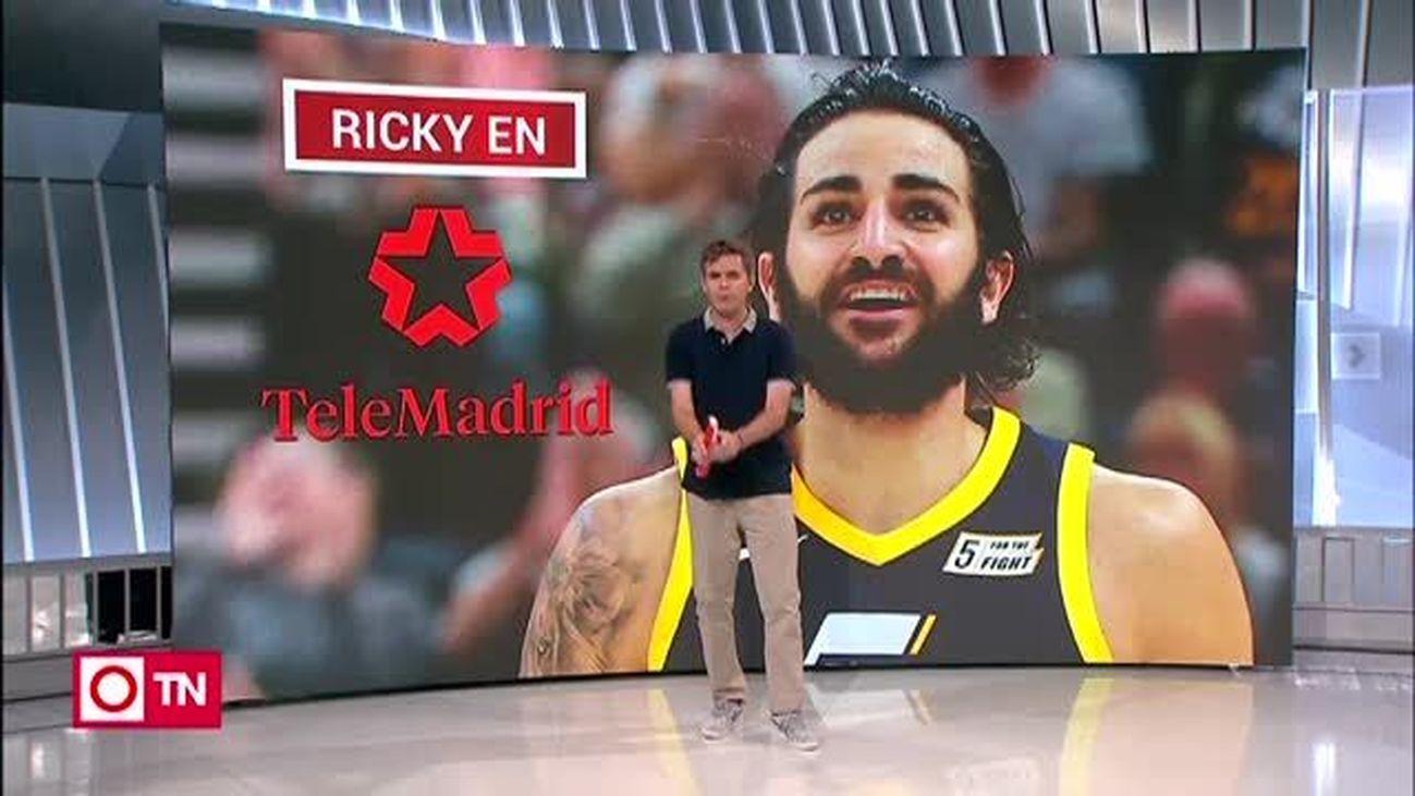 Entrevista a Ricky Rubio