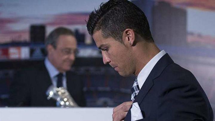 """Cristiano quiere volver al Real Madrid, pero en el Bernabéu lo ven """"muy complicado"""""""