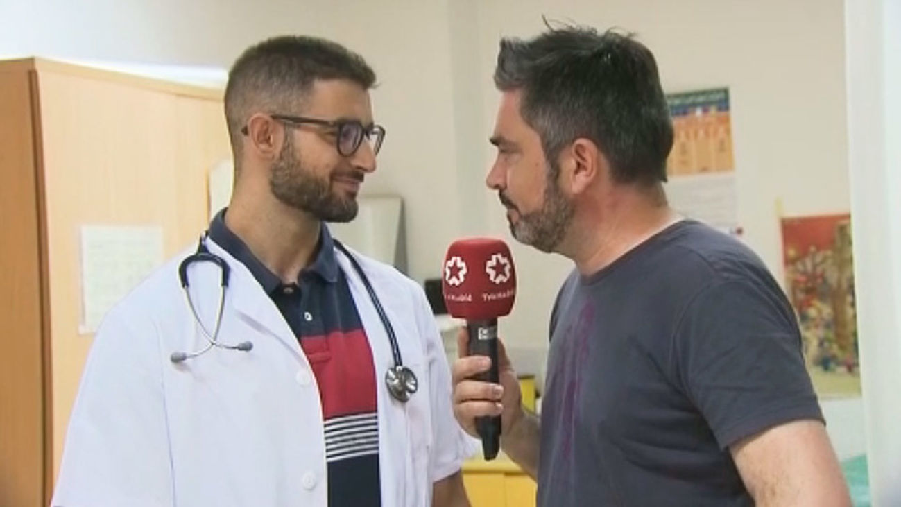 Un médico de familia, el nuevo Mister Gay España 2018