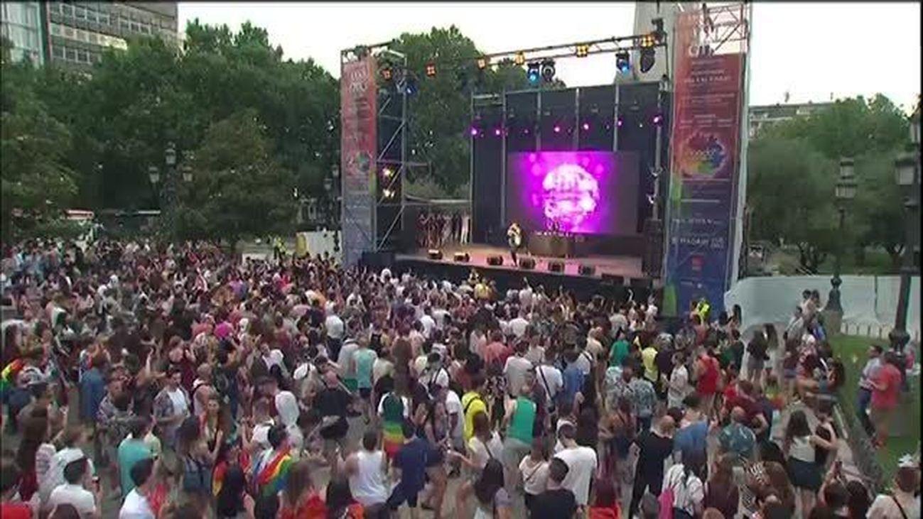 Eurovisión Pride, concierto homenaje al festival