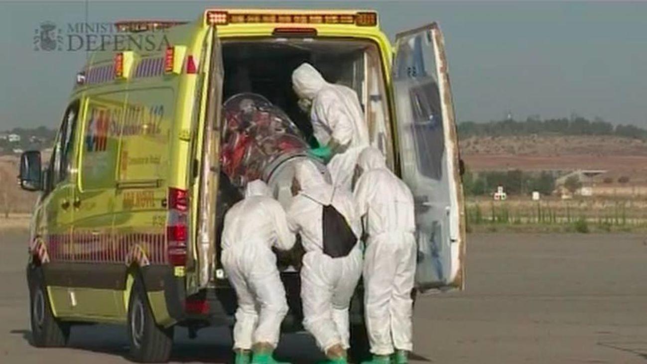 Los supervivientes al ébola generan anticuerpos especiales contra el virus