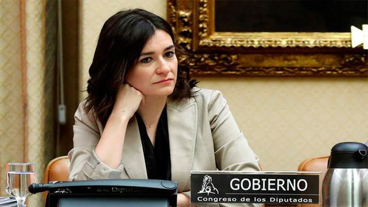 La ministra de Sanidad obtuvo un máster en la URJC sin asistir a clases, según el diario.es