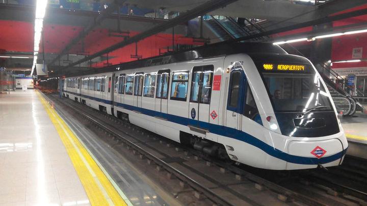 Metro de Madrid reforzará la línea 8 a Ifema desde por la Cumbre del Clima