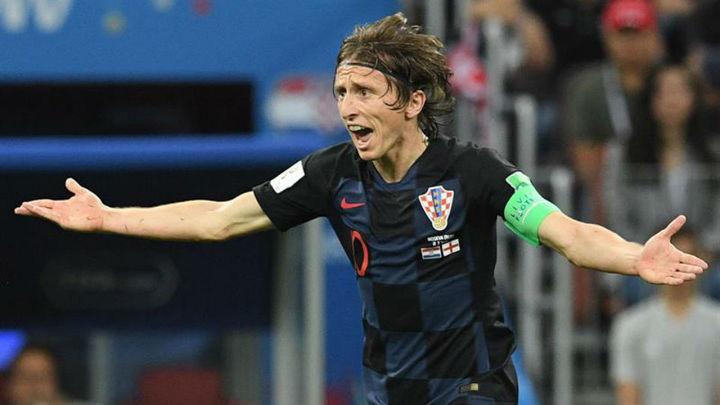 Modric, el héroe croata