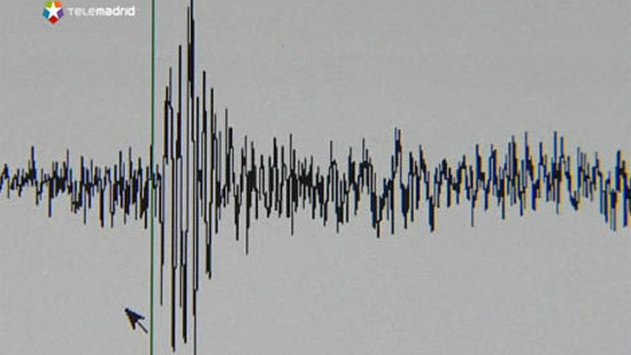 Un terremoto de 3,4 sacude el sur de Madrid
