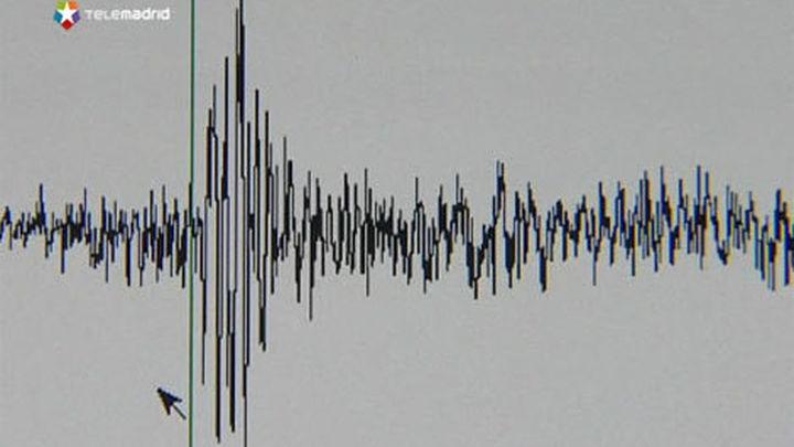 Navarra registra un terremoto de magnitud 4 y siete réplicas  este domingo
