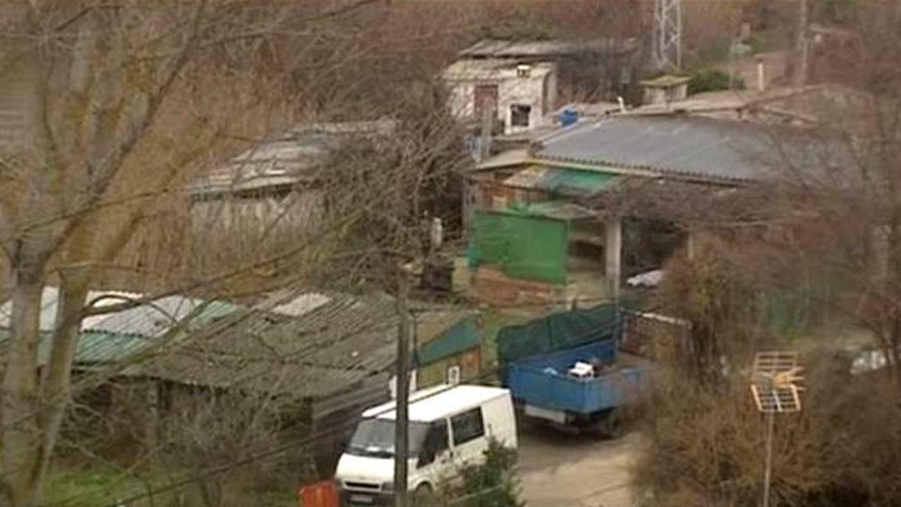 Absueltas 60 familias del poblado de Las Sabinas acusadas de robar luz