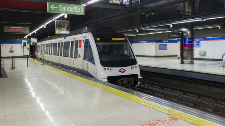 Los maquinistas de Metro pararán este sábado en las líneas 1, 3, 5, 7A, 9A y 11