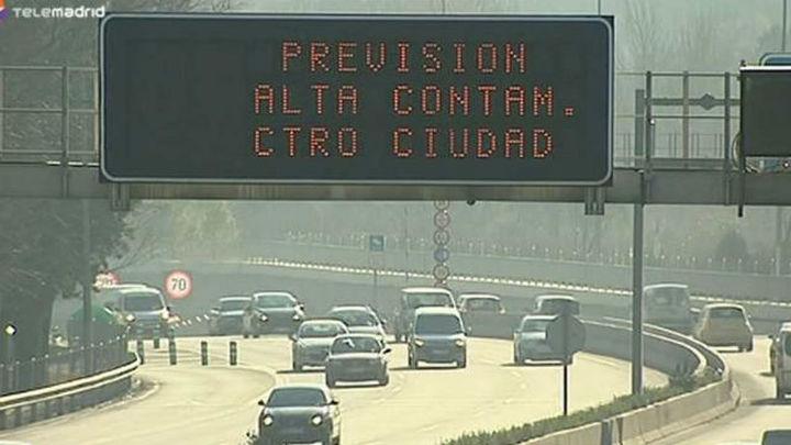 Las multas de tráfico por protocolo de contaminación desde el 2015 podrán recurrirse