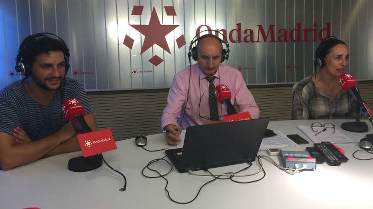Buenos Días Madrid 03.10.2017 (12:00-13:00)