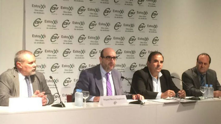 CSIF inicia una campaña para cambiar la ley sobre indemnizaciones a interinos