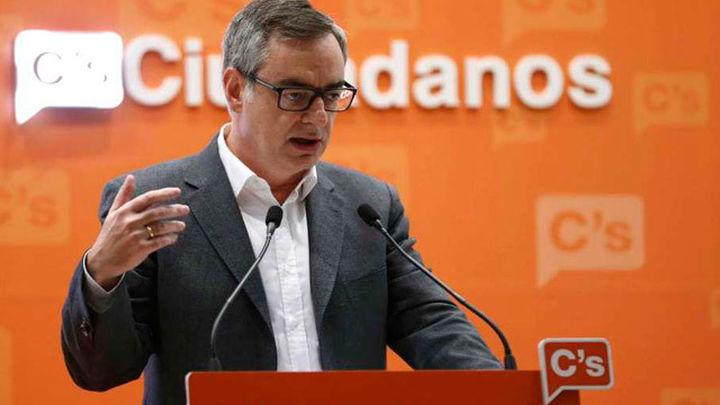 Ciudadanos pide a PP y PSOE que solucionen sus problemas y estén a la altura de las circunstancias