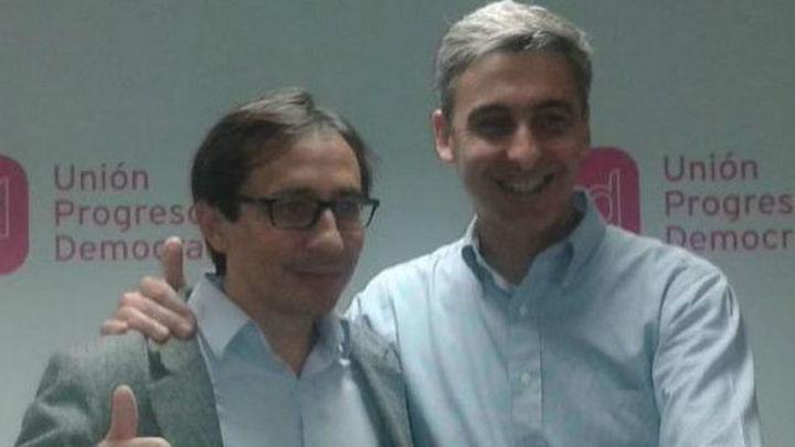 UPyD no entra ni en la Comunidad ni Ayuntamiento. David Ortega y Ramón Marcos valoran el mal resultado