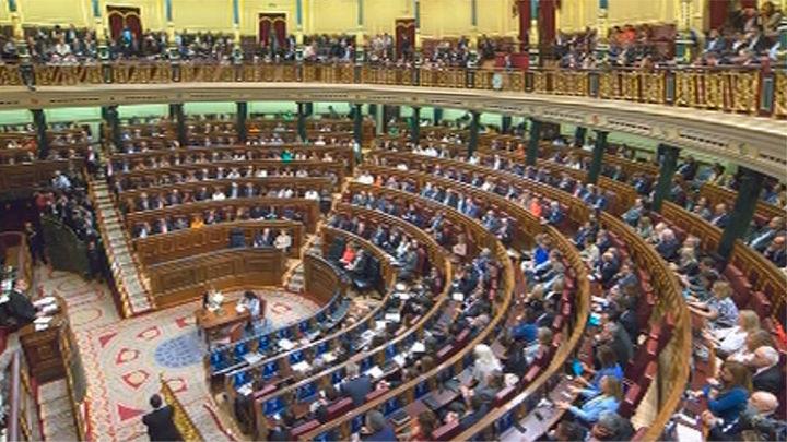 El Congreso rechaza la iniciativa de Unidos Podemos para despenalizar la eutanasia