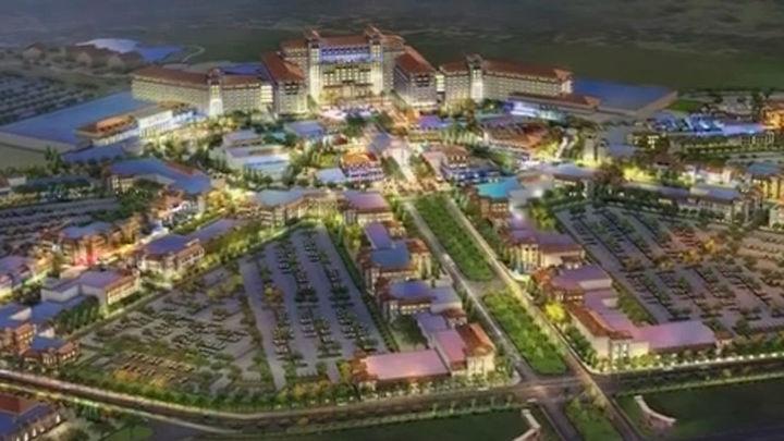 """David Cordish construirá un """"megacomplejo"""" de ocio de 2.2000 millones en Torres de la Alameda"""