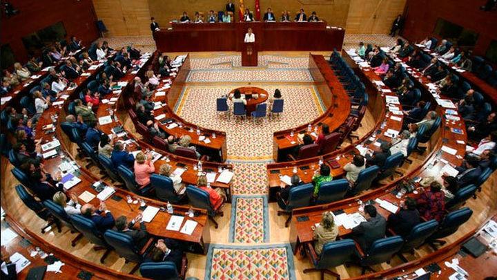 Declaración institucional de la Asamblea de Madrid en apoyo a los refugiados