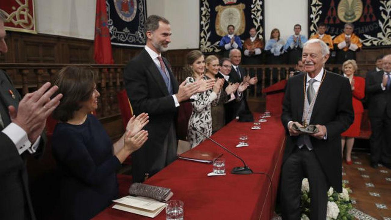 Pospuesta sin fecha la entrega del Premio Cervantes