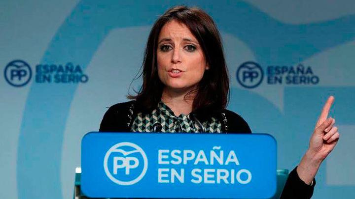 Entrevista a Andrea Levy, vicesecretaria Estudios y Programas PP