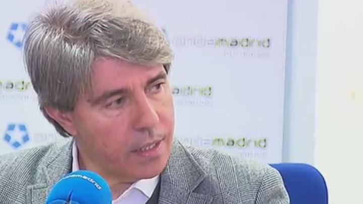 Entrevista a Ángel Garrido, portavoz del Gobierno de la Comunidad