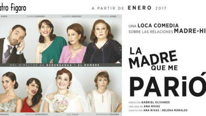 Entrevista a Aurora Sánchez y Diego París de la obra teatral 'La madre que me parió'