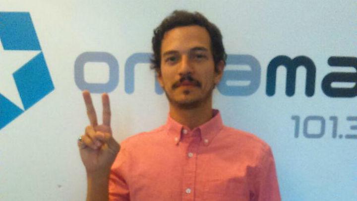 Entrevista a Caloncho, que nos presenta su nuevo disco, 'Bálsamo'